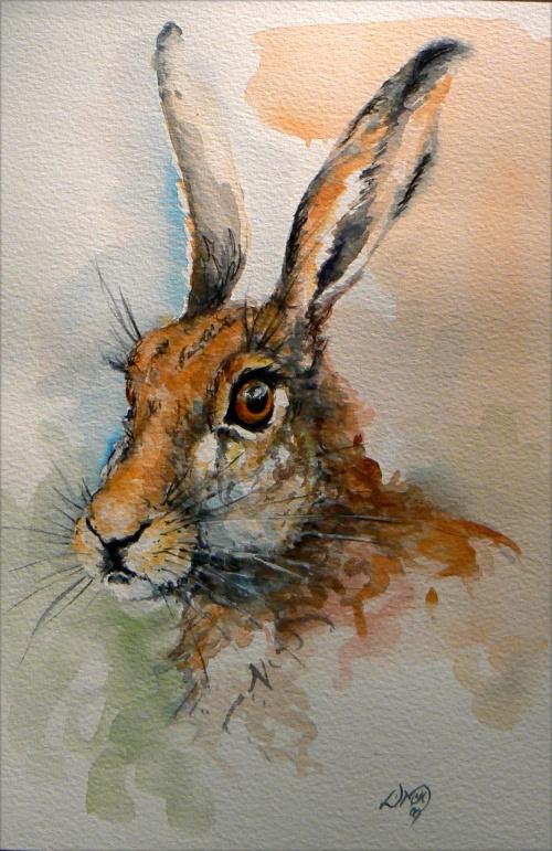 Картины животных / animal paintings (36 работ)