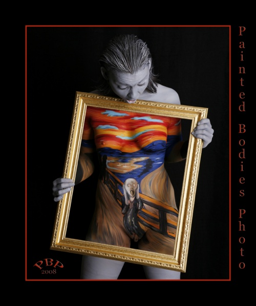 Боди Арт - Роспись хной. (65 Art Painted Bodies) (65 фото)