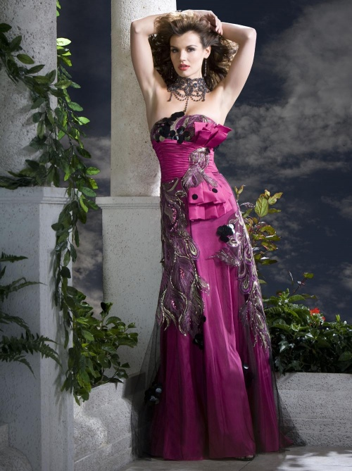 Вечерние платья (pic Evening dresses). pic Evening dresses фото