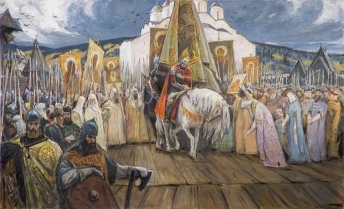 Художник Рубцов Сергей Семенович (44 работ)