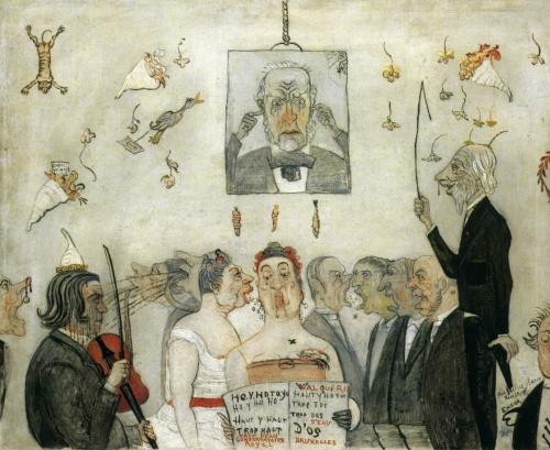 Джеймс Энсор | XIX-XXe | James Ensor (225 работ)