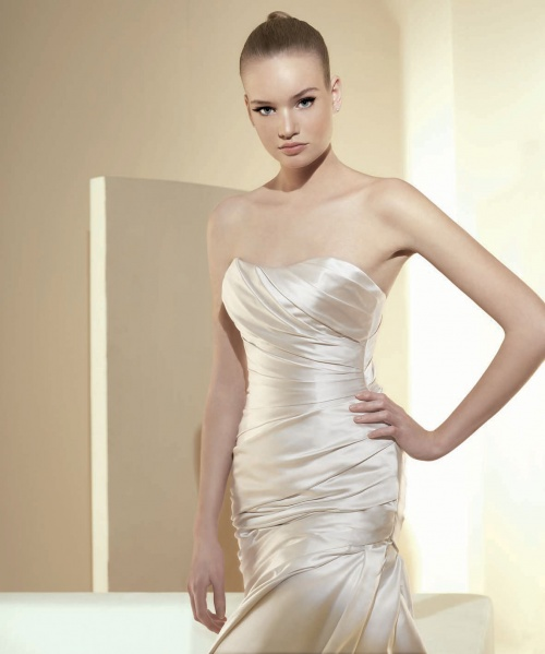 Wedding Dresses (Свадебные платья) Часть 8 (100 фото)
