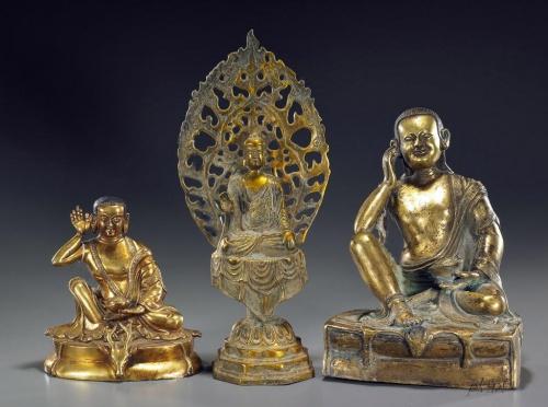 Буддийские божества (30 работ)