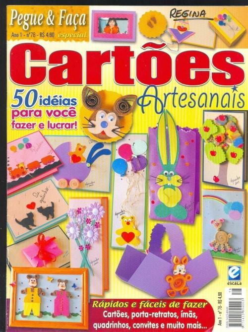 Pegue and Faca Cartoes Artesanais №78 (47 фото)