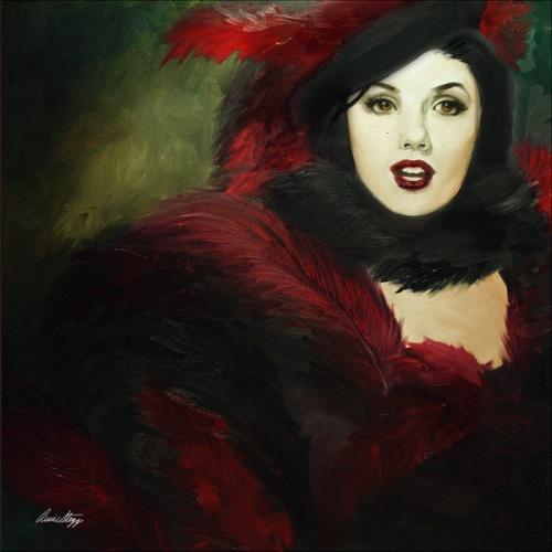 Творчество Annie Stegg (44 работ)