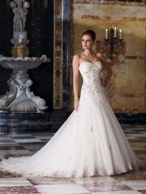 Wedding Dresses (Свадебные платья) Часть 9 (100 фото)