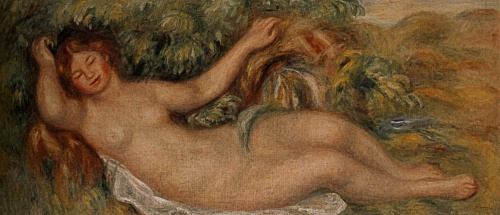 Живопись и скульптура конца XIX - начала ХХ века (300 работ) (2 часть)