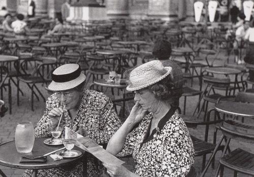 Фотограф Ruth Orkin (82 фото)