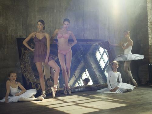 Incanto - Winter 2011 UnderWear Collection (30 фото)