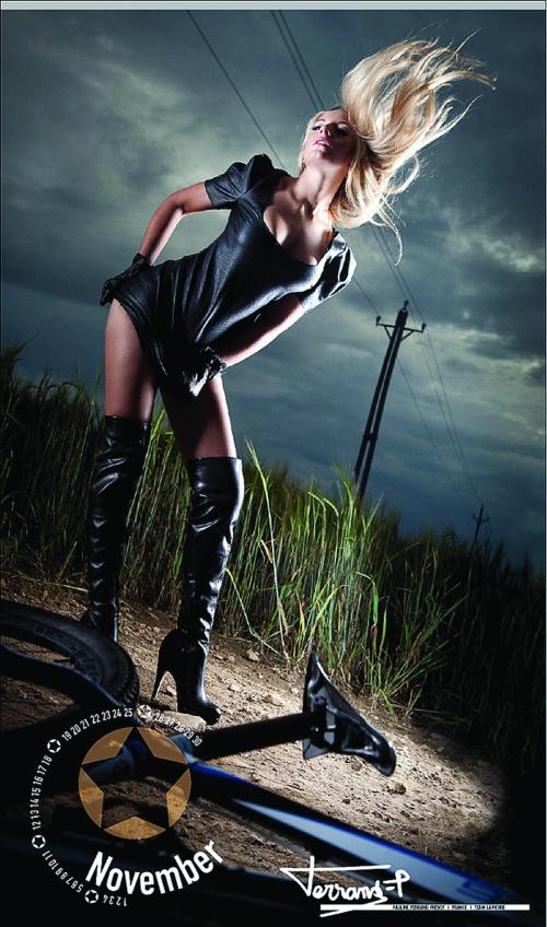 Calendar Cyclapassion 2012 (25 фото)