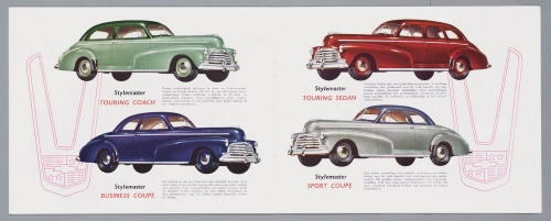 Dutch Automotive History (part 6). Chevrolet (104 фото)