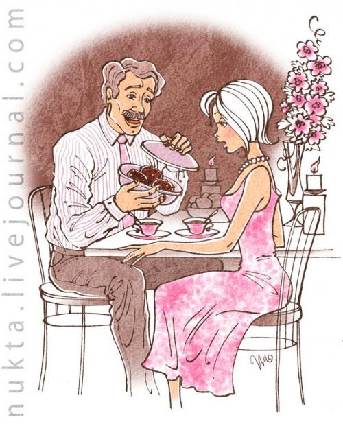 Иллюстратор Анна Нюкта (nukta) (120 работ)
