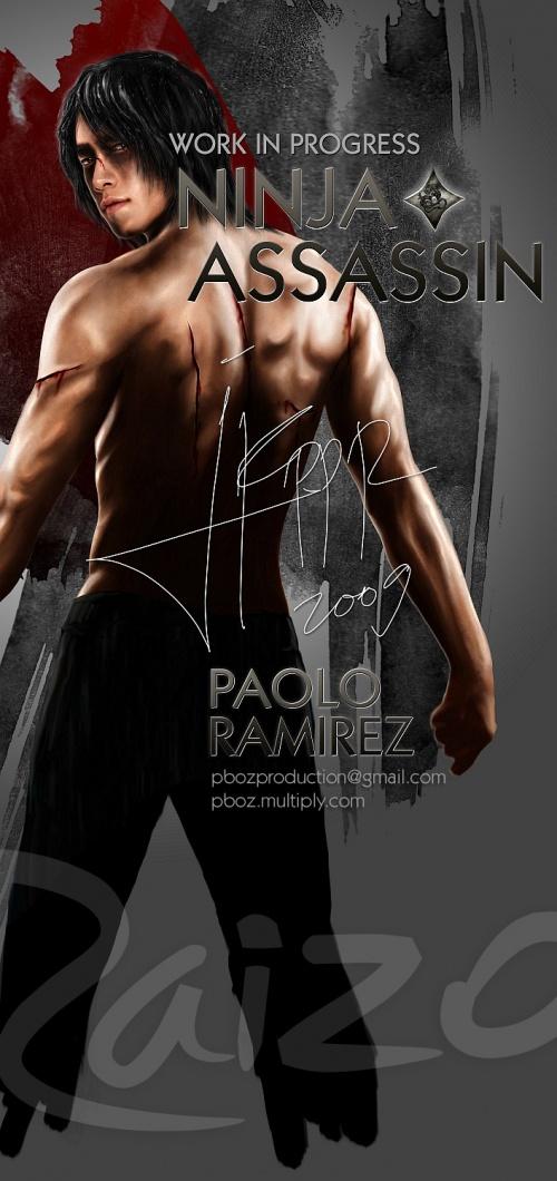 Работы Paolo Ramirez (44 работ)