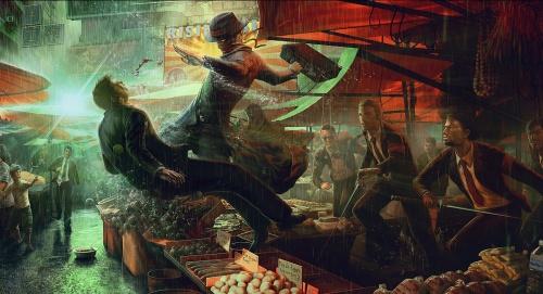 Фэнтези творчество художника Рандис Альбион (Randis Albion) (83 работ)