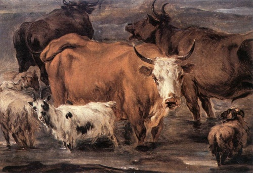 Художник Nicolaes Berchem (17 работ)