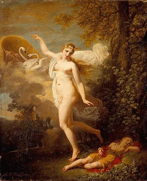 Французский художник Jean-Baptiste Mallet (1759-1835) (60 работ)