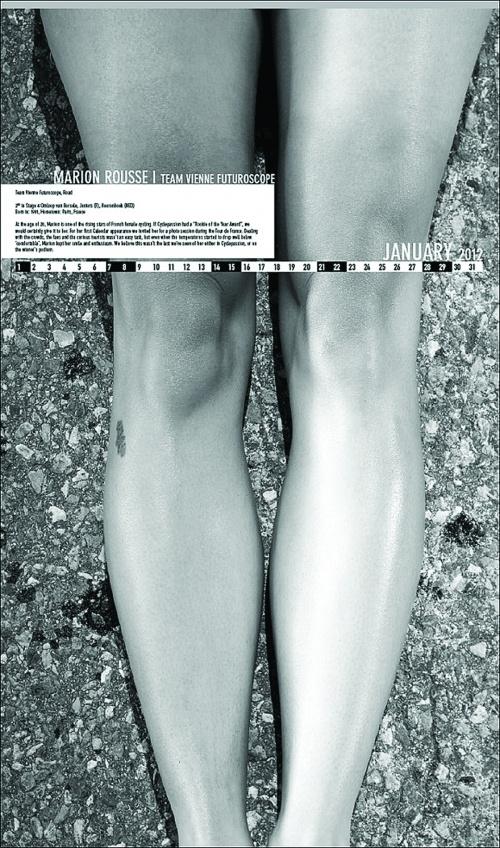 Cyclapassion 2012 (Официальный календарь 2012 г) (25 фото)