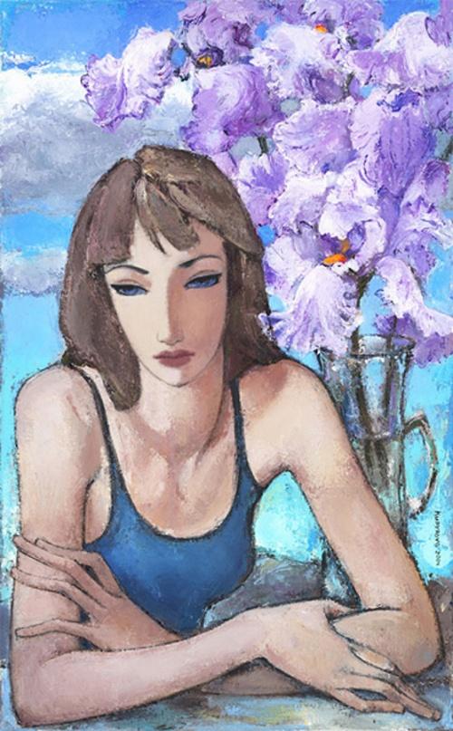 Современные художники - Irina Kupyrova (24 работ)