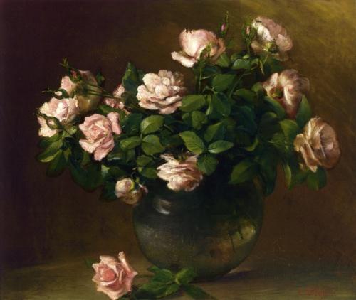 Charles Ethan Porter (1847 - 1923) (46 работ)