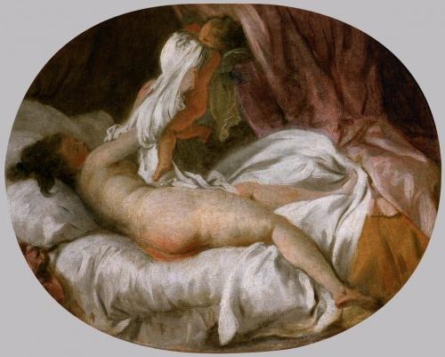 Fragonard Jean-Luis Honore (Фрагонар Жан-Луи Оноре) (1732-1806) (120 работ)