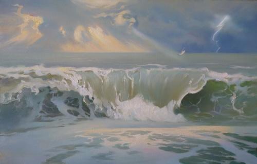 Картины пейзажа и натуры / Paintings of landscape and nature (13 работ)