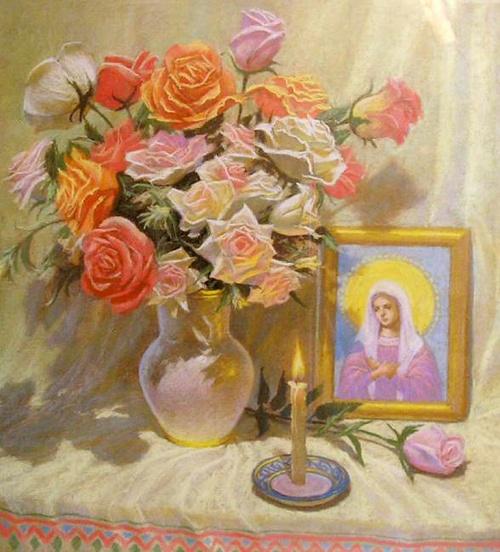 Художник Александр Мохов (85 работ)