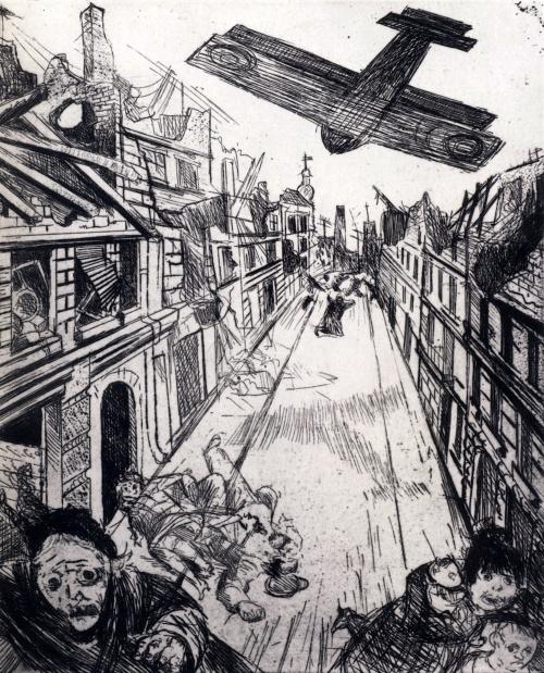 Отто Дикс | XXe | Otto Dix (500 работ) (2 часть)