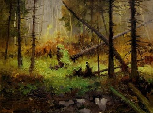 Художник Дмитрий Финагенов. Живопись (40 работ)