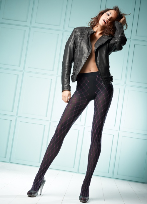 Burlington Spring-Summer 2011 Women's LegWear (20 фото)