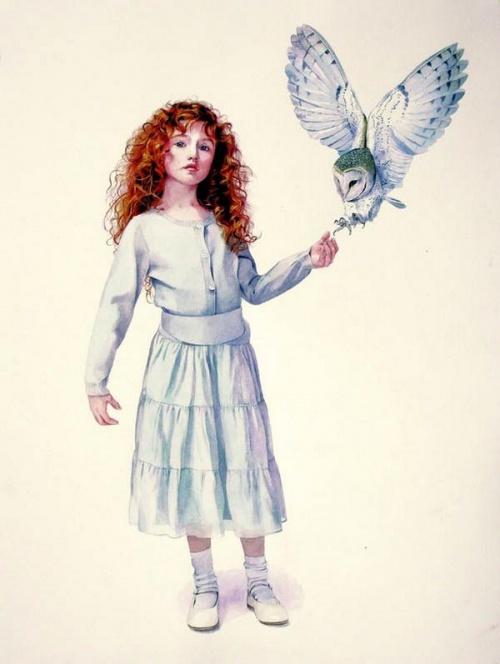 Гламурное детство от Titti Garelli (151 работ)