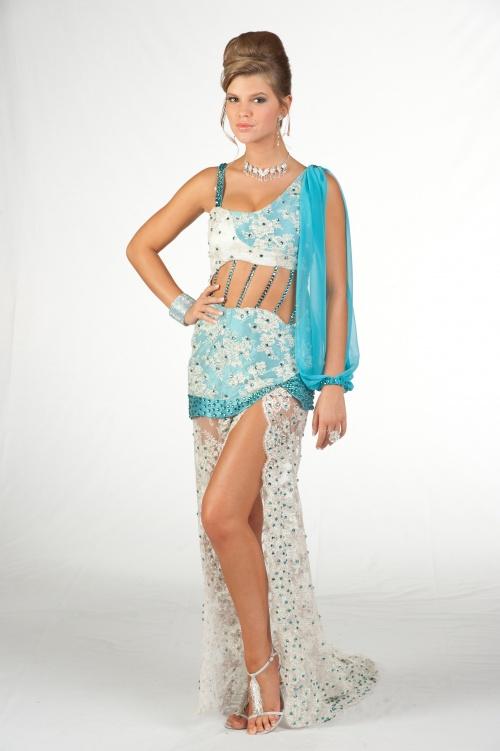 Мисс Вселенная 2011 – Фото конкурсанток в вечерних платьях (89 фото)