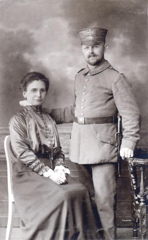 Фотоальбом. Первая Мировая война. Часть 2 (48 фото) (1 часть)