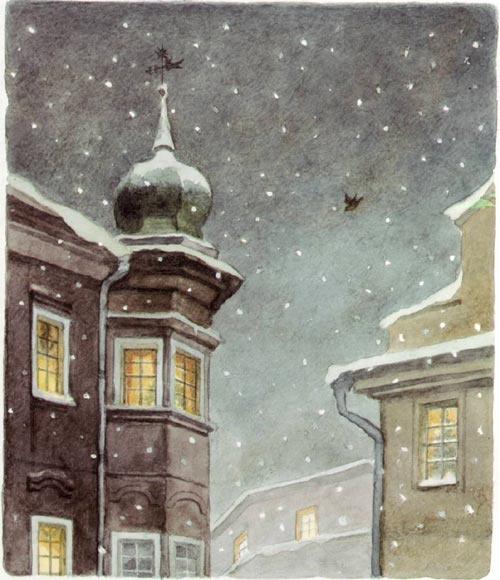Иллюстратор Анастасия Архипова (24 работ)