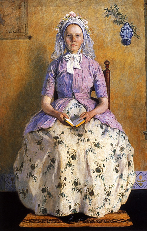 Искусство 1900 | XIX-XXe | ART 1900 (300 работ) (2 часть)