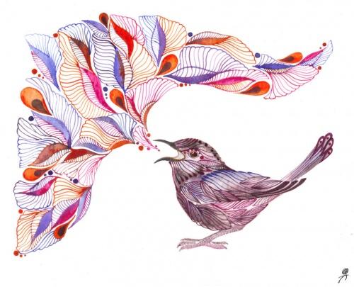 Иллюстратор Ola Liola (59 работ)