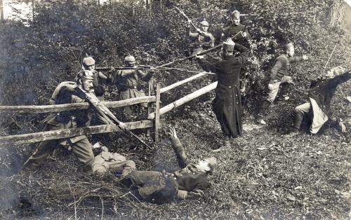Фотоальбом. Первая Мировая война. Часть 4 (36 фото) (2 часть)