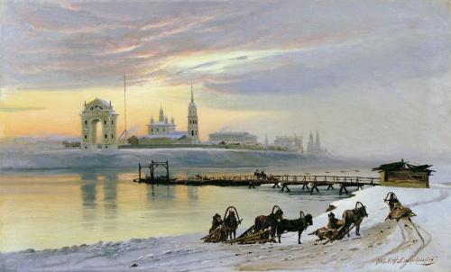 Картины великих (пейзажи) (176 работ) (1 часть)
