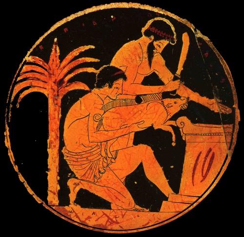 Античные Греческие Вазы | VI-IV века до н. э. | Antiquity Greek Vases (90 работ)