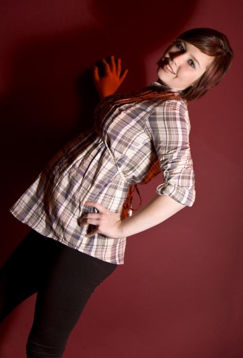 Pregnant photoset 02 (20 фото)
