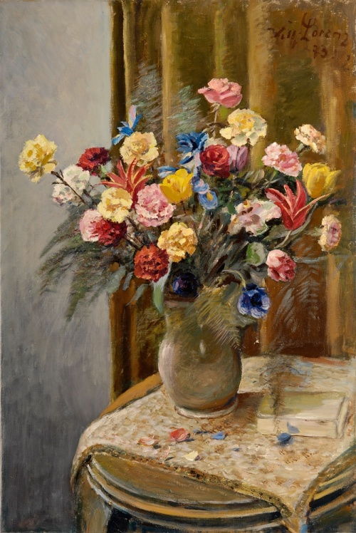 Цветы и натюрморт в живописи 18-20 веков часть 2 (108 работ)