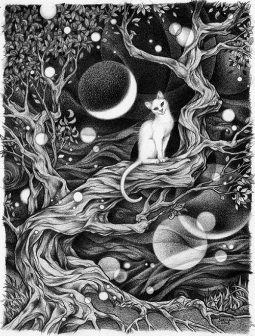 Художник Sheila Rayyan (MotherSpoon) (41 работ)