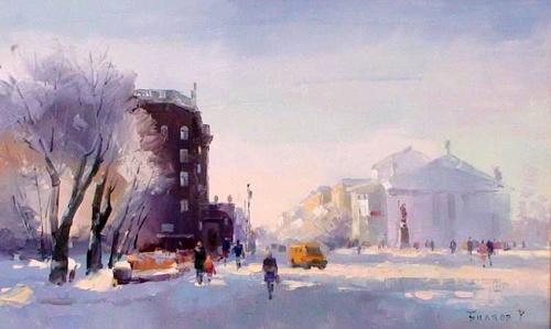 Художник Роман Биляев (82 работ)
