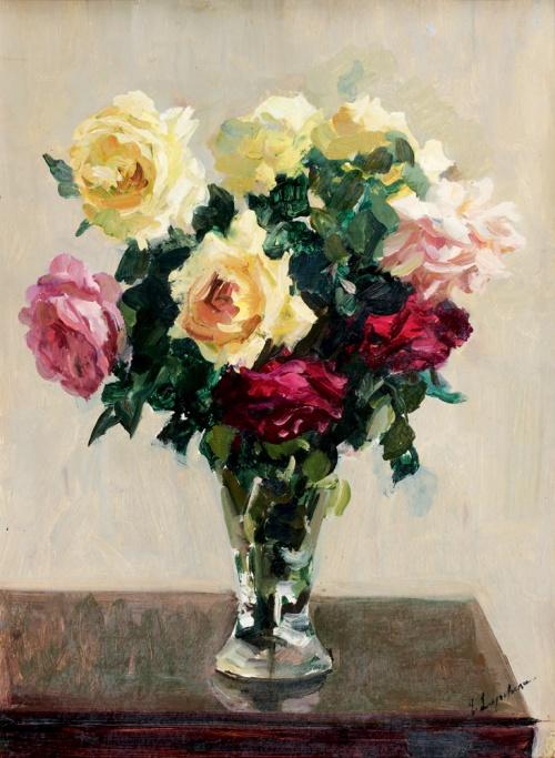 Цветы и натюрморт в живописи 18-20 веков часть 3 (110 работ)