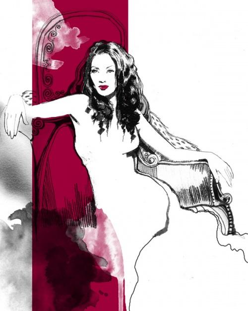 Иллюстратор Светлана Ихсанова (cheforcherry) (121 работ)