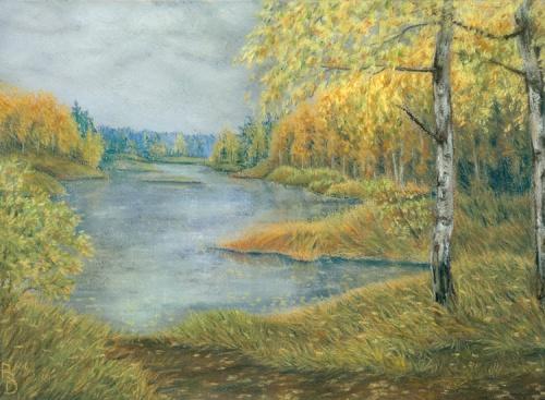 Художник Виктория Денисова (52 работ)