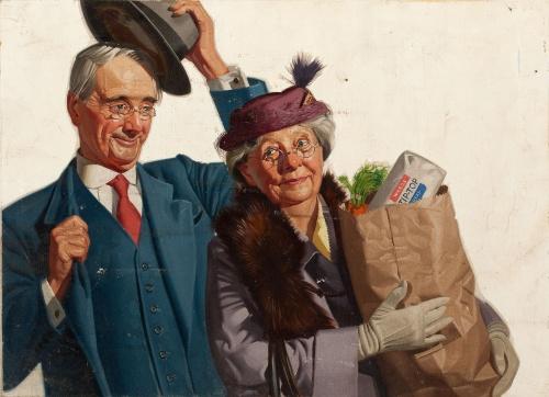 American illustrators (20th Century) часть 5 (80 работ)