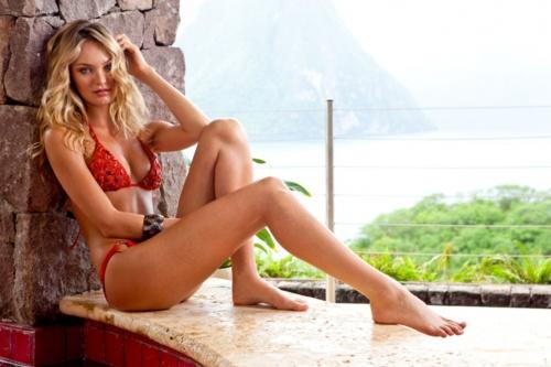 Южноафриканская модель Candice Swanepoel (70 фото)