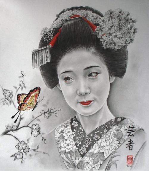 Художница Michelle Seo (40 работ)