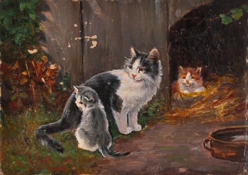Художник Kogl Benno (German, 1892-1969) (33 работ)