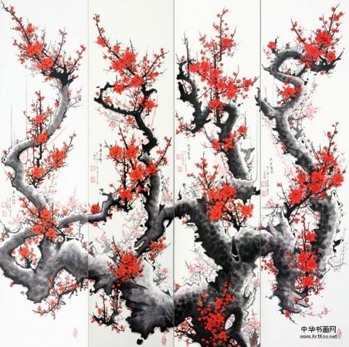 Художник Li Changfeng (100 работ)